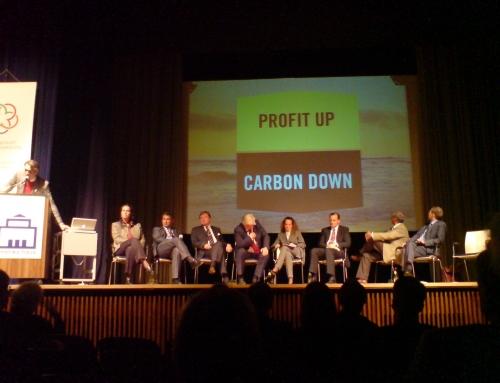 Energiesicherheit und Klimawandel: Herausforderung und Chance