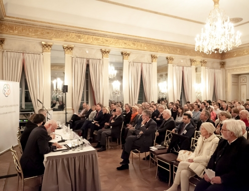 Gesellschaft für Außenpolitik, Wie künstliche Intelligenz Krisen vorhersagen wird in Außen-, Sicherheits-, und Wirtschaftspolitik