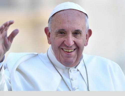 Der Papst an der Wiege des Islam