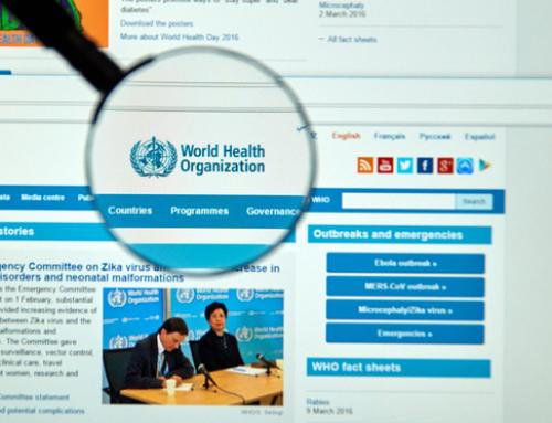 Wer entscheidet über den Status einer Pandemie?