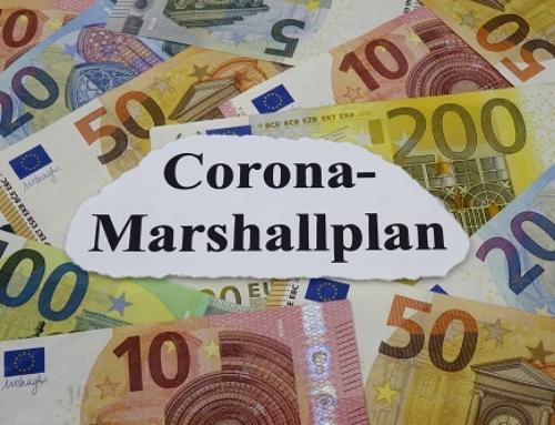 Das Corona Hilfsprogramm der EU ist notwendig
